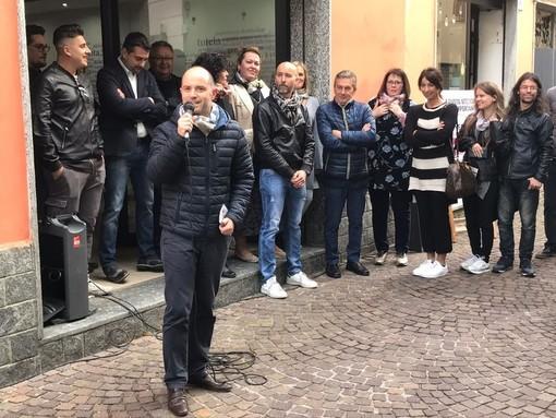 """Comunali Carcare, il candidato sindaco De Vecchi: """"La sicurezza è oggi un'esigenza primaria"""" (VIDEO)"""