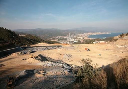 Vado: nuovo vertice per la discarica del Boscaccio