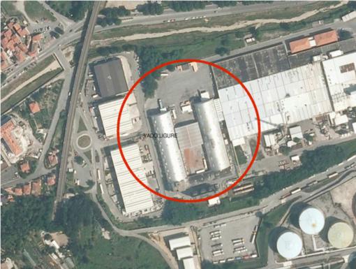 Gruppo Spinelli nelle aree ex Ocv a Vado: via alla movimentazione dei container e la manutenzione mezzi