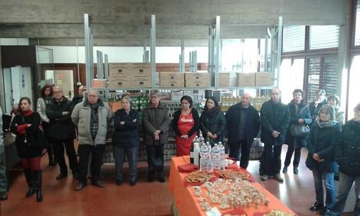 L'Emporio della Caritas è realtà: a Savona un innovativo centro di distribuzione alimentare per i poveri