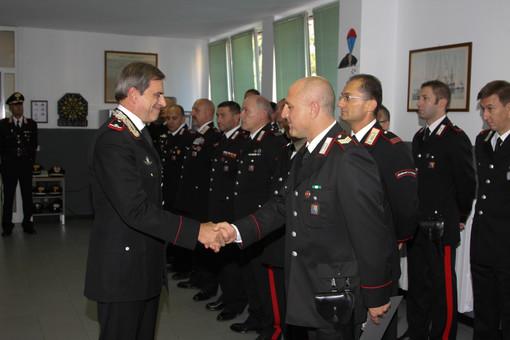 Alassio: Encomio Solenne per il carabiniere Di Carlo, sventò una rapina