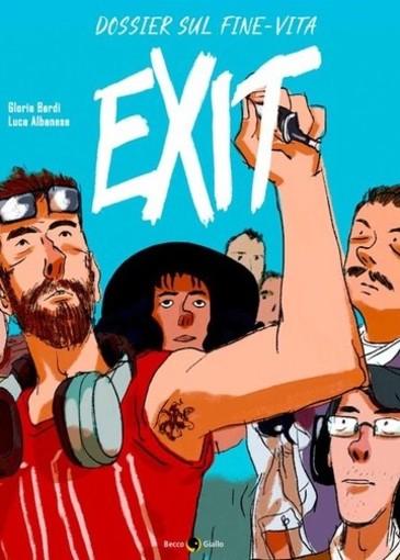 """Alla Ubik di Savona la scrittrice Gloria Bardi presenta: """"Exit. Dossier di fine vita"""""""