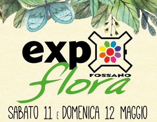 Oggi e domani Fossano dà il benvenuto ad Expoflora con espositori provenienti da tutto il Piemonte e Liguria