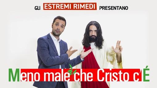 """""""Cristo"""" leader del Pd, la provocazione del pietrese Daniele Balestrino: """"Tutti attendono un Messia"""" (VIDEO)"""