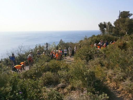 Continuano le escursioni naturalistiche a Finale Ligure