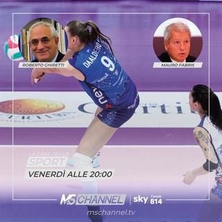 Ultimo confronto fra i due candidati alla presidenza della Lega Volley Femminile di Serie A