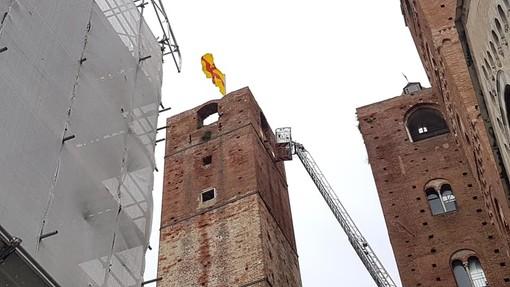 Albenga festeggia 223 anni di storia del Tricolore italiano (FOTO)