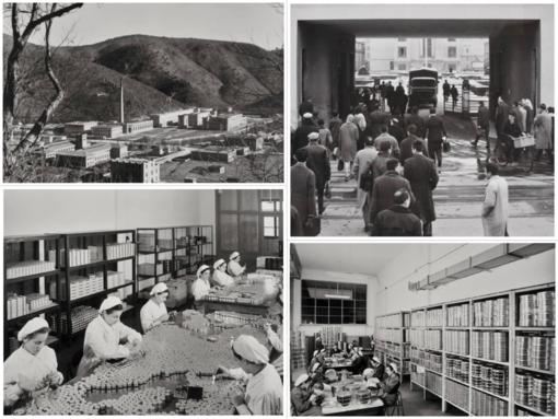 Galleria fotografica proveniente dagli archivi della Fondazione 3M, che ringraziamo per l'autorizzazione concessa
