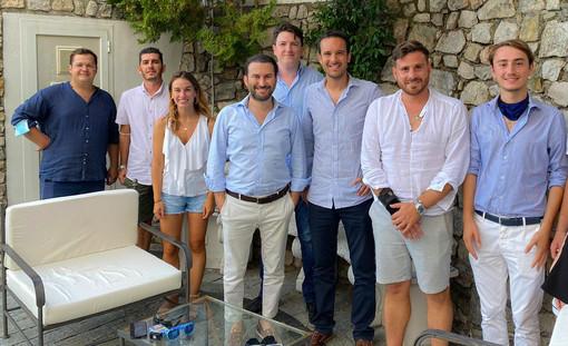 Forza Italia, incontro tra il coordinatore nazionale dei giovani Marco Bestetti e Filippo Bistolfi