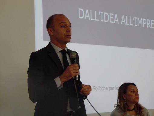 Federico Delfino, presidente della Fondazione De Mari