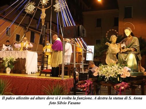 Alassio celebra la festa patronale di Sant'Anna (FOTO)
