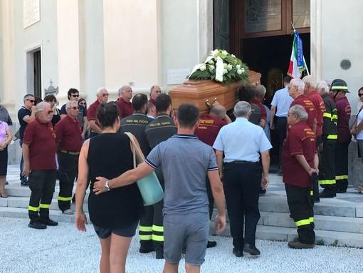 Oggi l'ultimo saluto a Giorgio Pampuri l'ex vigile del fuoco che ha perso la vita in un drammatico incidente