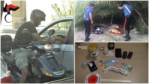 """Arrestati i """"fratelli della coca"""": operazione dei carabinieri tra Pietra Ligure, Giustenice e Albenga"""