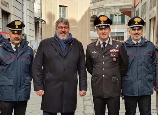 """Giornata Nazionale dell'Arma dei Carabinieri, l'omaggio del consigliere Vaccarezza: """"Uomini e donne vanto e orgoglio della nostra Nazione"""""""