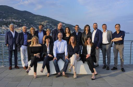 Comunali Alassio, il candidato sindaco Melgrati presenta la sua squadra