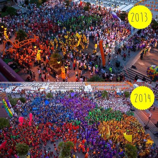 Alassio, torna la 3a edizione della festa più colorata dell'estate: il premio Oscar Del Mar