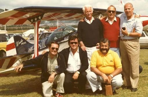 Albenga piange Aldo Locatelli: fu istruttore di volo e pilota acrobatico