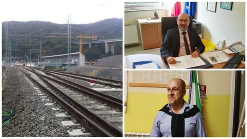 """Spostamento a monte della ferrovia, Sasso del Verme (Laigueglia) e Canepa (Borghetto S.S): """"Ringraziamo il WWF, la nostra una posizione di equilibrio"""""""