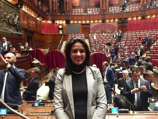 """Sara Foscolo (Lega): """"Tuteliamo un'eccellenza mondiale come la Bombardier di Vado Ligure"""""""