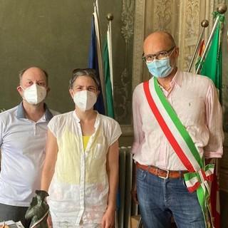Finale Ligure: Peter e Susanne Reinke, turisti fedeli da ben 36 anni