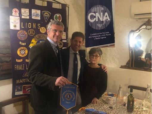 """Siglato un protocollo di intesa tra CNA Savona e Lions club per portare i """"mestieri"""" artigiani nelle scuole"""
