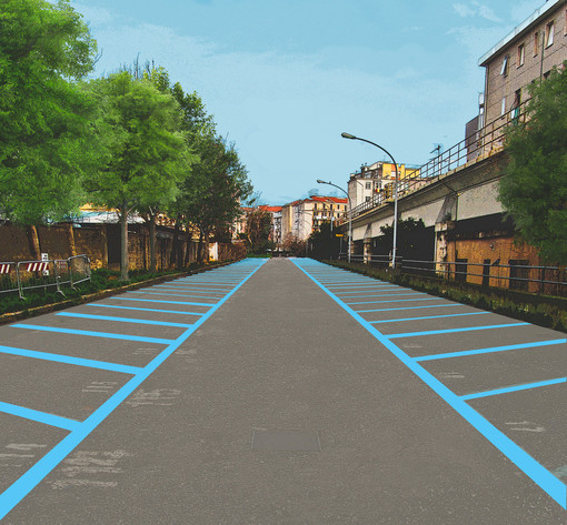 Savona, Ata mette in vendita 146 posti auto nell'area compresa tra via San Michele e via Servettaz