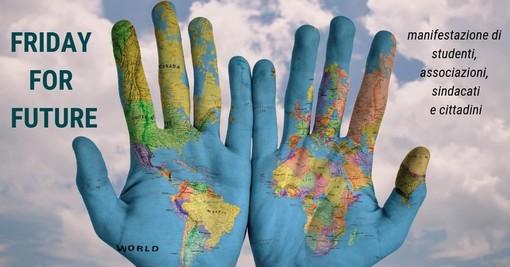 Fridays For Future, la Marcia mondiale per il clima arriva anche a Savona