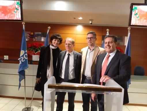 Savona e Costa Crociere insieme fino al 2044: investimento da oltre 24 milioni di euro (FOTO)