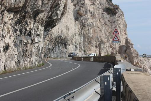 Frana a Capo Noli, ancora chiusa l'Aurelia: ancora nessuna data per la riapertura (FOTO E VIDEO)
