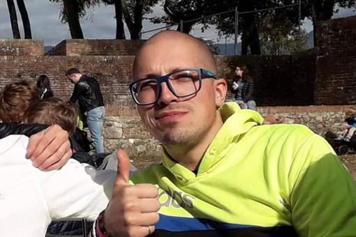 Il sorridente Fabio Vacca ricordato su Facebook dagli amici