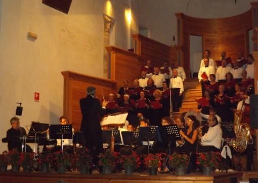 Filarmonica di Finalborgo: musica nei festeggiamenti della Madonna del Carmine