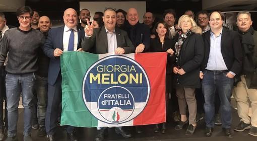 Fratelli d'Italia, il coordinatore Iacobucci lancia la nuova classe dirigente provinciale (FOTO)