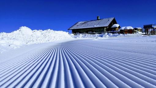 Impianti aperti ad Artesina: tutto pronto per sciare sulla Turra e dal 7 dicembre sul Colletto
