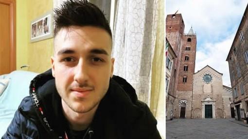 Albenga scossa piange la tragica scomparsa di Fausto D'Agostino. I funerali