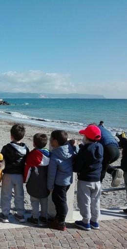 Il Friday for Future alla scuola dell'infanzia di Bastia d'Albenga