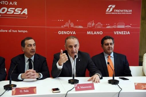 """Inaugurazione del Frecciarossa Genova-Venezia, De Ferrari (M5S): """"Conseguenze devastanti per migliaia di pendolari liguri"""""""