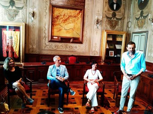 """Tutto pronto per """"la Fortezza del Benessere"""": la presentazione ufficiale oggi a Finale Ligure (FOTO e VIDEO)"""