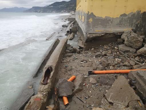 Fognatura danneggiata a Varigotti, da lunedì via ai lavori di sistemazione