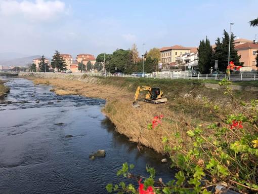 Cairo, pulizia del fiume Bormida finanziata dalla Regione (FOTO)