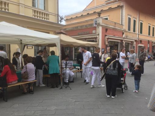 """Giornata Internazionale dell'Infermiere: a Pietra Ligure una """"città della salute"""""""