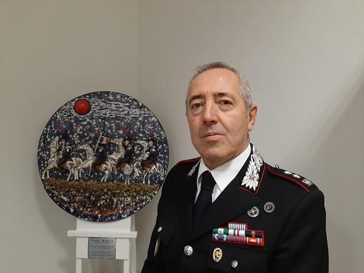 Savona, il Tenente Colonnello Geremia Lugibello è il nuovo capo ufficio del comando provinciale dei carabinieri