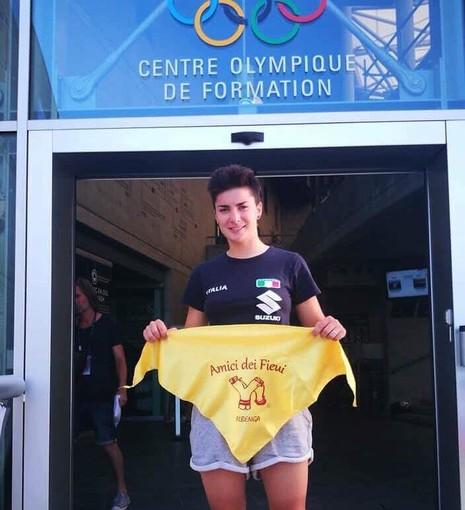 Albenga, Gloria Scarsi pronta ai mondiali di ciclismo su pista
