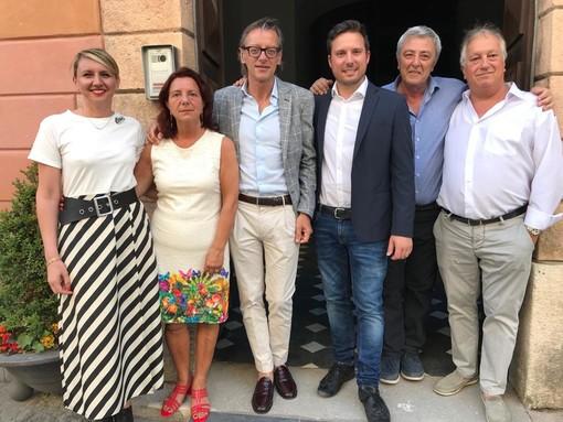 Albenga, il sindaco Tomatis sceglie la giunta: Passino è il nuovo vicesindaco