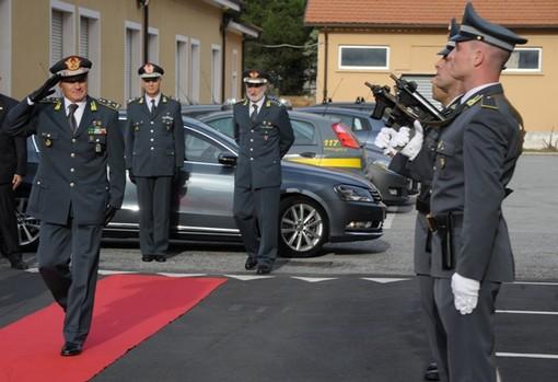 Visita del Comandante generale della Guardia di Finanza al Comando Provinciale di Savona