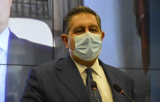 "Coronavirus, presidente Toti: ""Incidenza in Liguria a 38 casi su 100mila abitanti a settimana"""