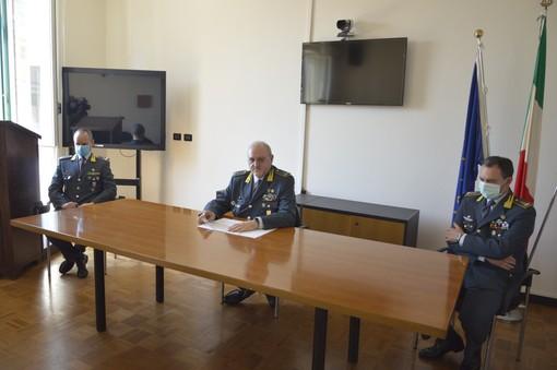 """Il comandante regionale delle Fiamme Gialle: """"Quanto accaduto con il Covid cambierà le nostre attività: grande attenzione al ruolo della criminalità organizzata nella crisi"""" (VIDEO)"""