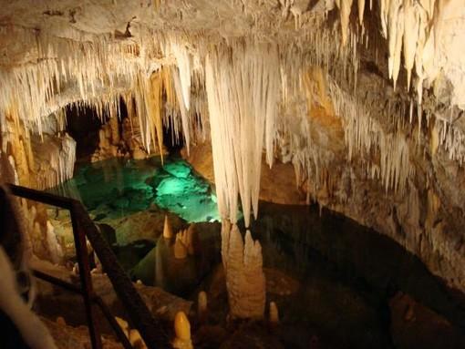 Escursione in grotta a Le Manie con il CAI di Savona