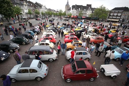 Da Garlenda a Geleen (Olanda) e ritorno in 500