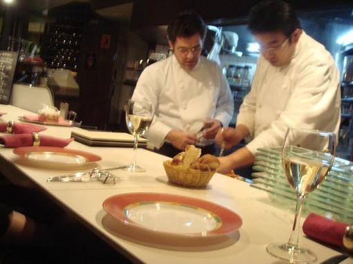 A Sapporo il menù della Pasqua parla savonese con carciofi e torta pasqualina