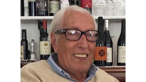 Addio a Guido Giambattista Tomatis, medico albenganese e padre del sindaco Riccardo